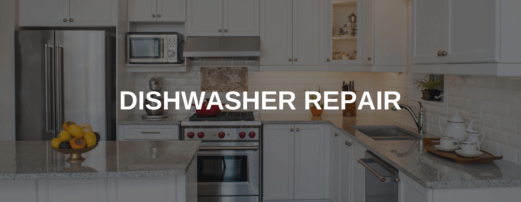dishwasher repair thousand oaks